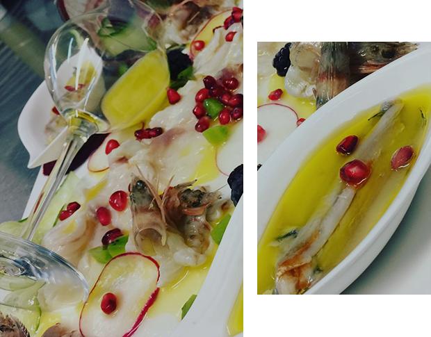 Ne jemi një restorant dhe vinoteke moderne italiane në qendër të qytetit.